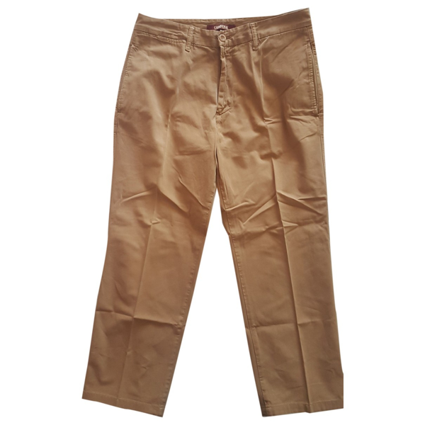 Pre-owned Carrera Cotton Trousers