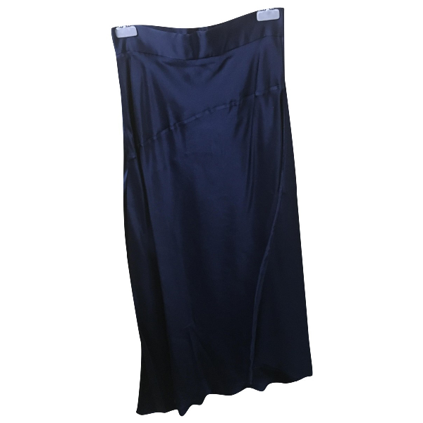 Protagonist Blue Skirt