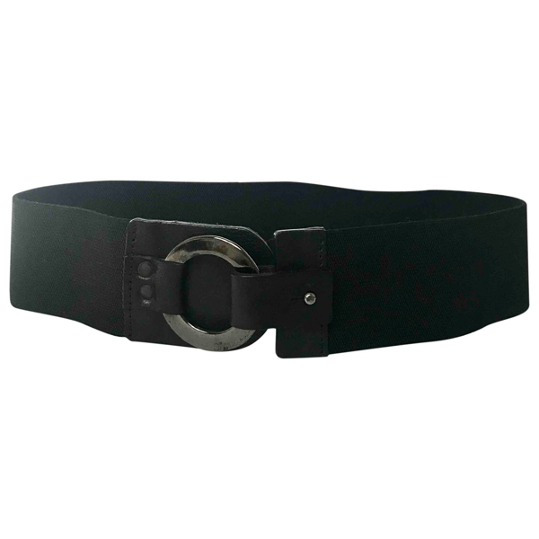 Pre-owned Comptoir Des Cotonniers Black Belt