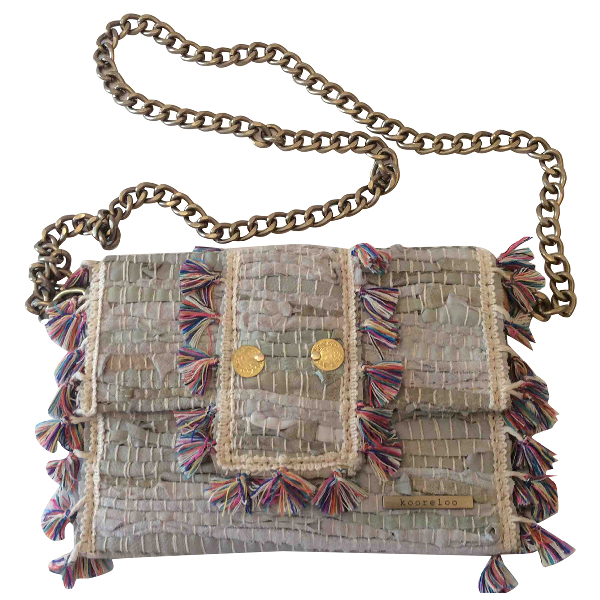 Kooreloo Multicolour Tweed Handbag