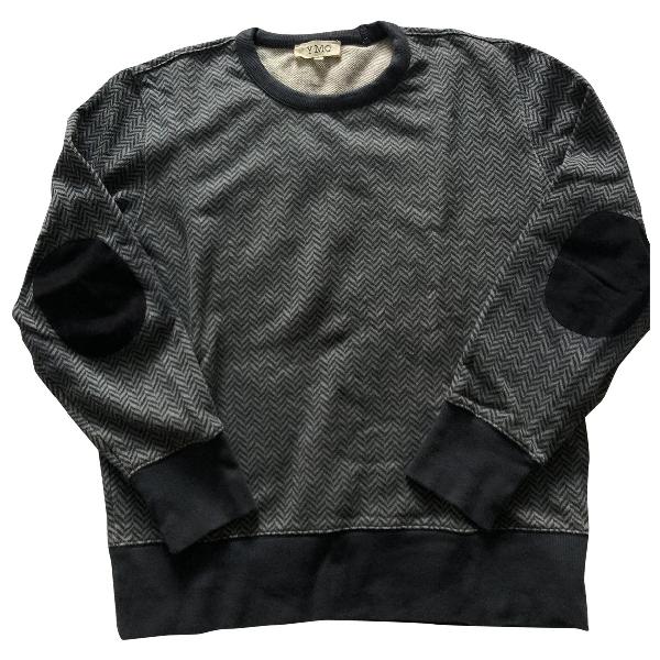 Ymc You Must Create Blue Cotton Knitwear & Sweatshirts