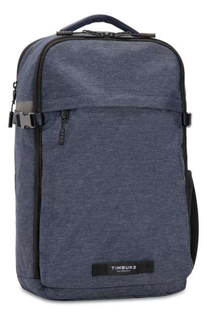 Timbuk2 Division Water Resistant Laptop Backpack In Nautical Static