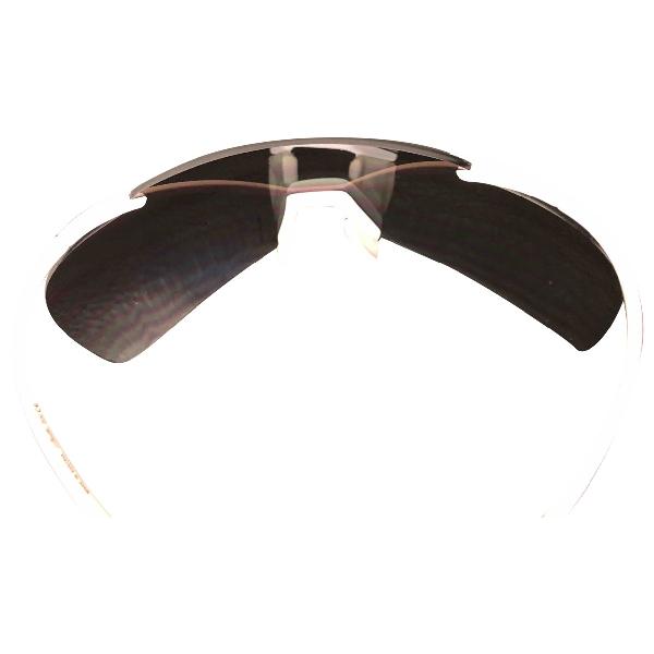 Silhouette White Sunglasses