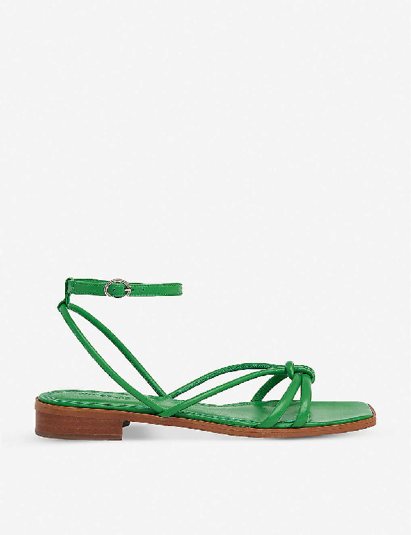 Whistles Roya Strappy Leather Sandals