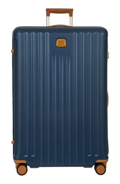 Bric's Capri 2.0 32-inch Expandable Rolling Suitcase In Matte Blue