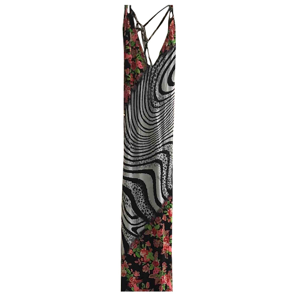 Roberto Cavalli Multicolour Dress