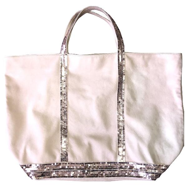 Vanessa Bruno Cabas Pink Leather Handbag