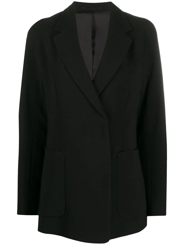 Filippa K Aida Raglan Blazer In Black