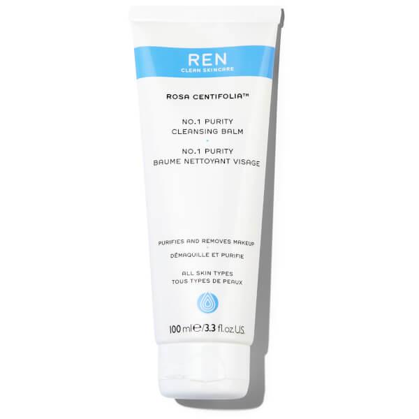 Ren Clean Skincare Ren Rosa Centifolia No.1 Purity Cleansing Balm 100ml
