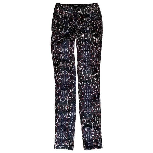 Isabel Marant Multicolour Cotton Jeans