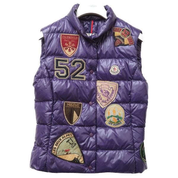 Moncler Purple Coat