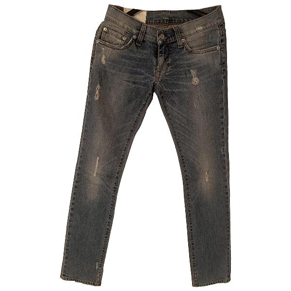 Edwin Blue Denim - Jeans Jeans