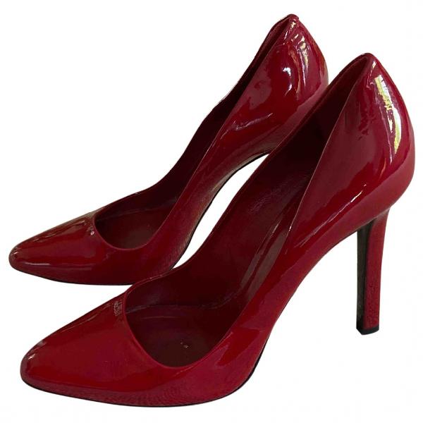 Tamara Mellon Red Patent Leather Heels