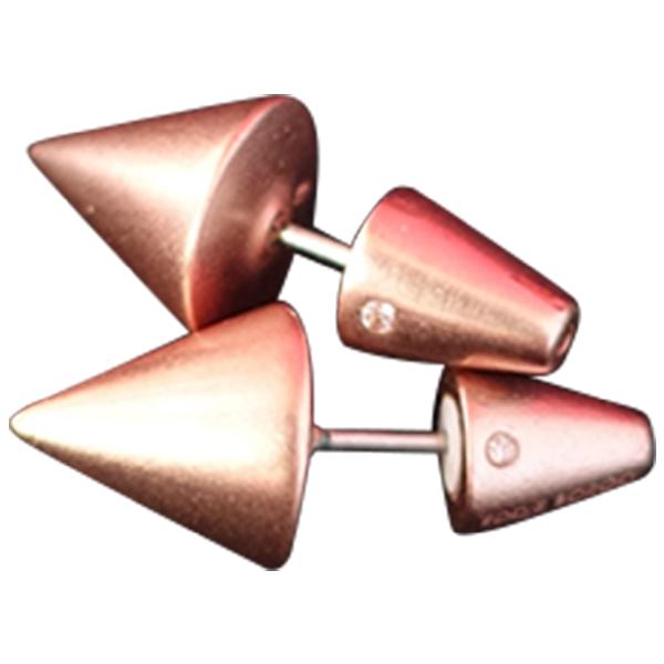 Eddie Borgo Gold Gold Plated Earrings