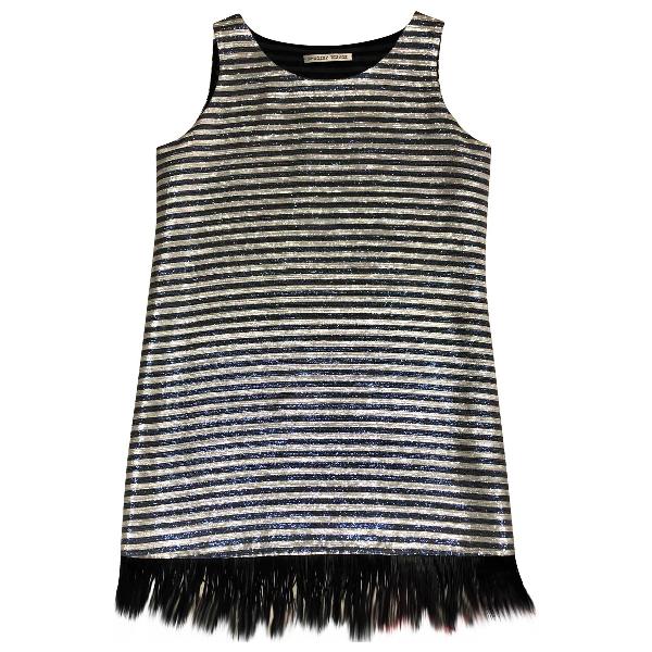 Stephan Janson Multicolour Silk Skirt
