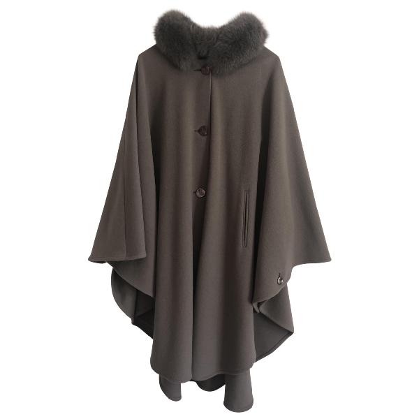 Harrods Cashmere Coat