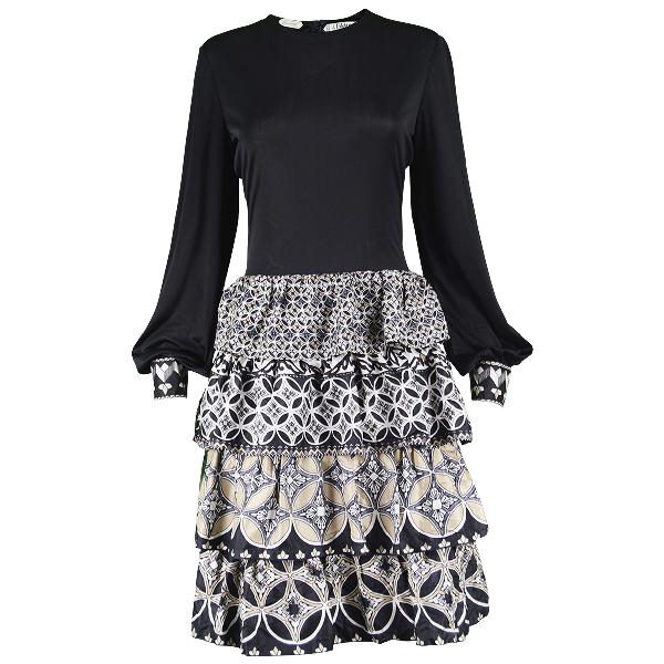 Harrods Multicolour Silk Dress