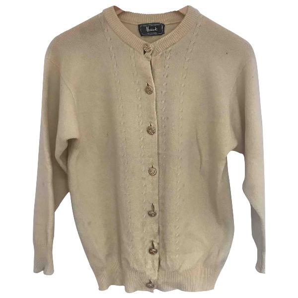 Harrods Yellow Cashmere Knitwear