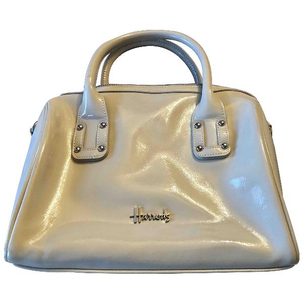 Harrods Beige Handbag