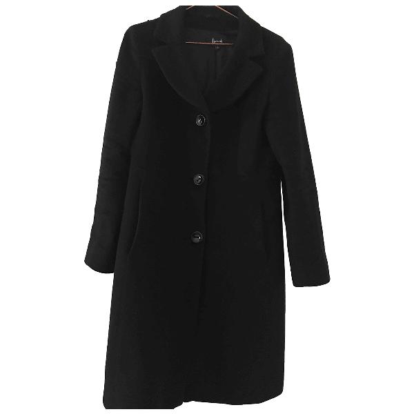 Harrods Black Cashmere Coat