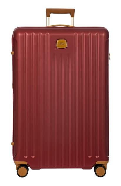 Bric's Capri 2.0 30-inch Expandable Rolling Suitcase In Bordeaux