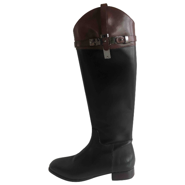 Luis Onofre Leather Boots