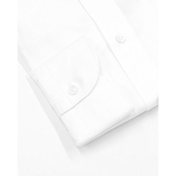 Brió Brio Camicia Classica Italia Regular Bianco In White