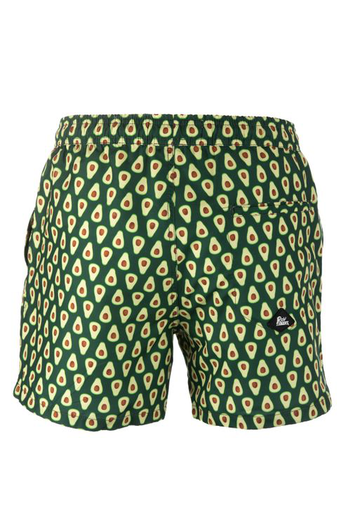 Roy Rogers Printed Shorts In Green