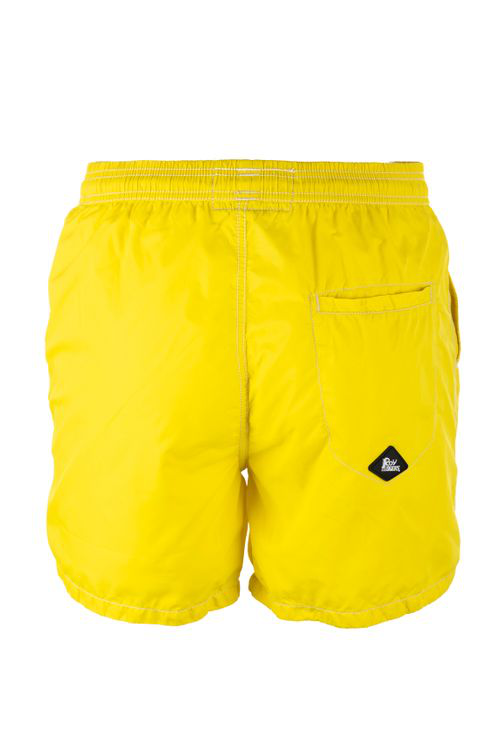 Roy Rogers Shorts In Yellow