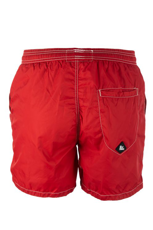 Roy Rogers Shorts In Red