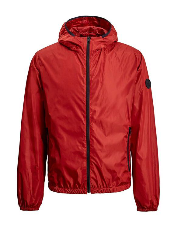 Fay Windproof Jacket In Red