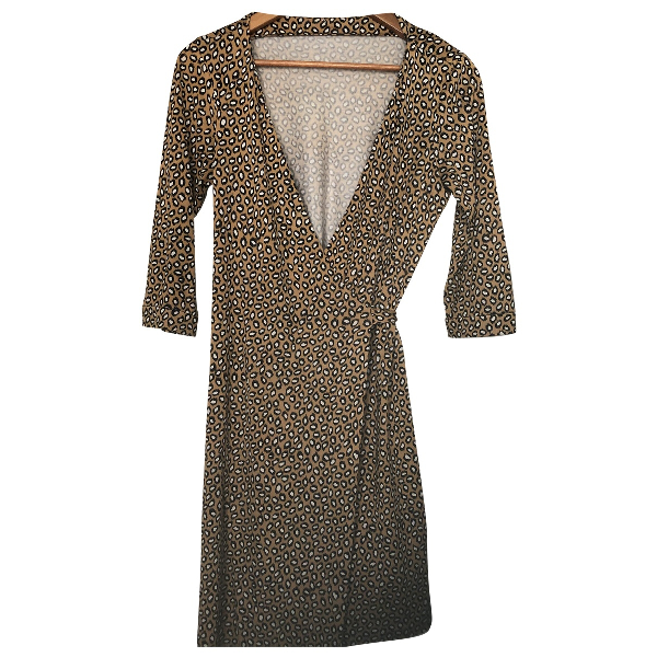 Diane Von Furstenberg Multicolour Dress