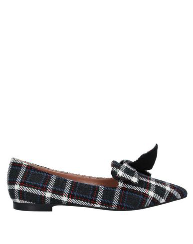 Pollini Loafers In Steel Grey