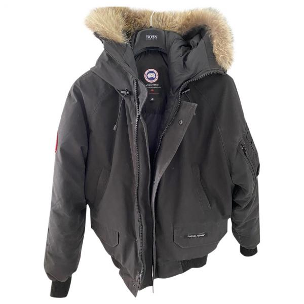 Canada Goose Chilliwack Black Jacket