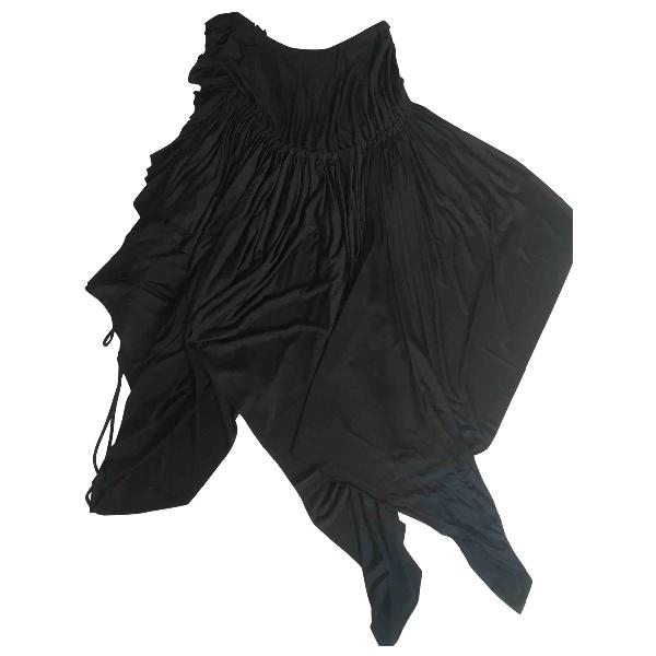 Roberto Capucci Black Skirt