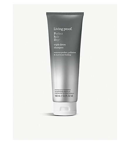 Living Proof Perfect Hair Day Triple Detox Shampoo 160ml