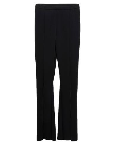Patrizia Pepe Tech Cotton Pants In Black