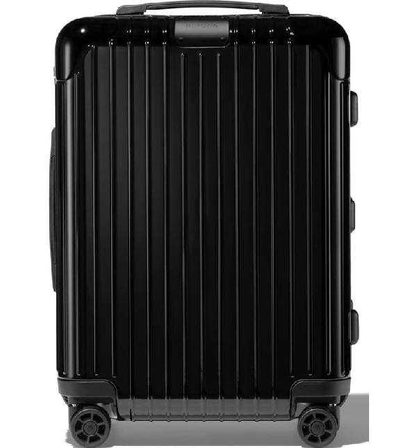 Rimowa Essential Cabin 22-inch Wheeled Suitcase In Black