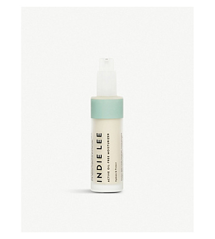 Indie Lee Active Oil-free Moisturiser 50ml