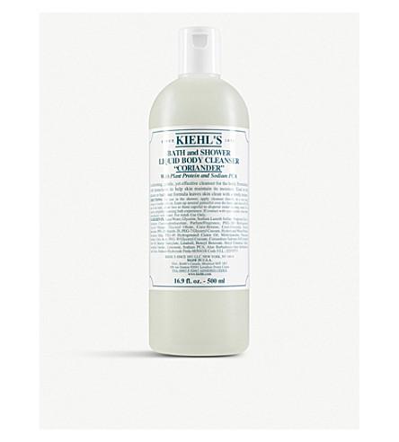 Kiehl's Since 1851 Coriander Bath & Shower Body Cleanser 1l