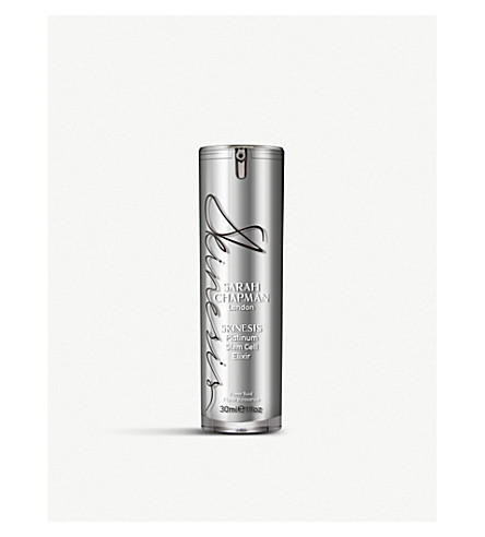 Sarah Chapman Skinesis Platinum Stem Cell Elixir 30ml