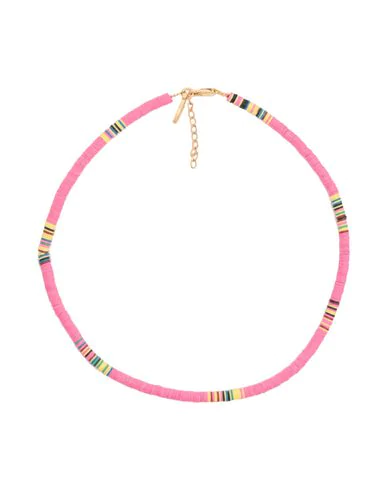Allthemust Necklace In Pink