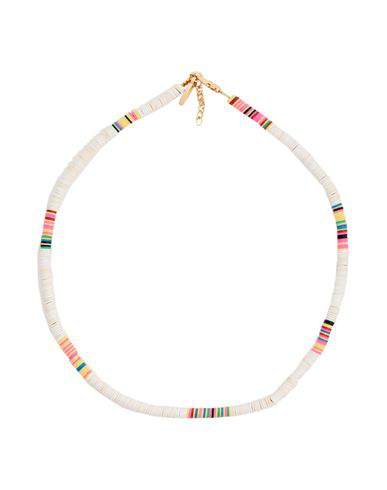 Allthemust Necklace In White