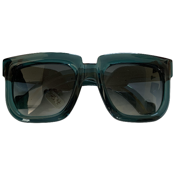 Jacquesmariemage Green Sunglasses