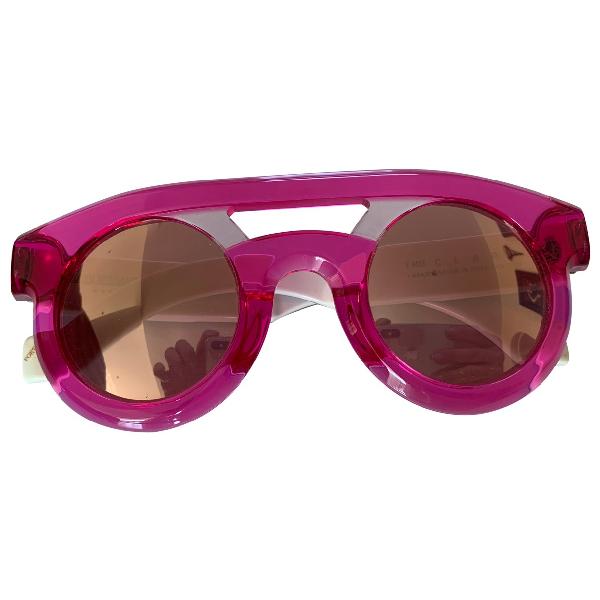 Jacquesmariemage Multicolour Sunglasses