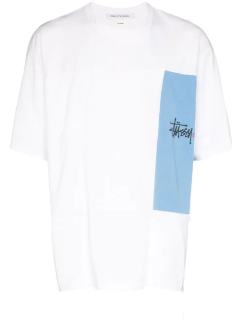 Children Of The Discordance X Semble Logo-print T-shirt In White