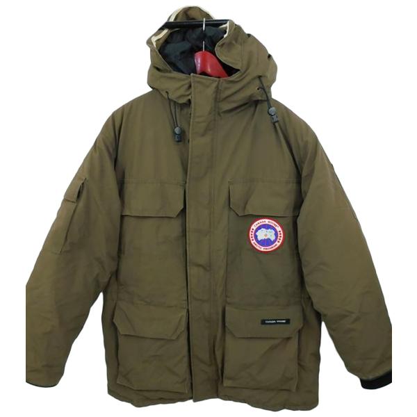 Canada Goose Expedition Khaki Jacket