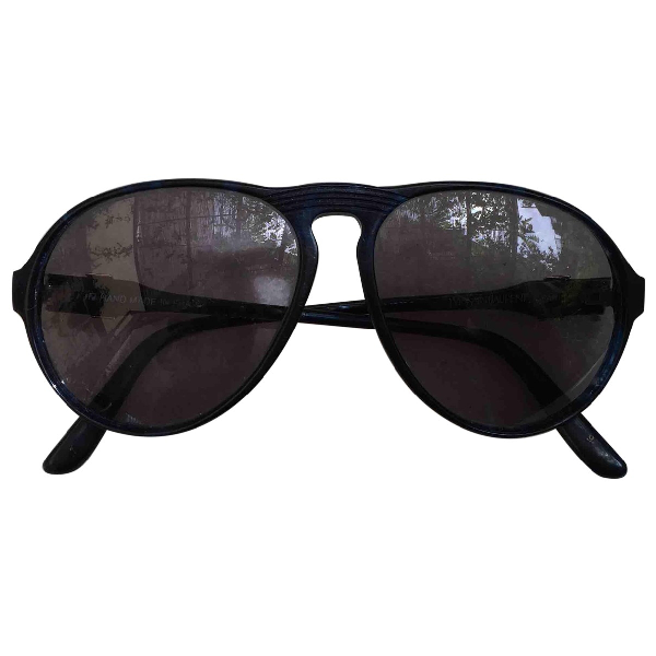 Saint Laurent Blue Sunglasses