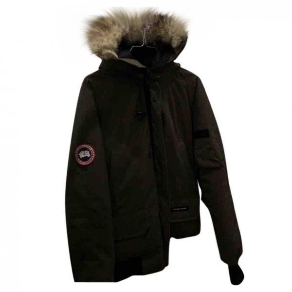 Canada Goose Chilliwack Khaki Cotton Jacket