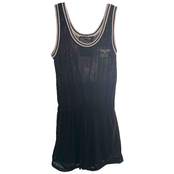 Boy London Black Jumpsuit